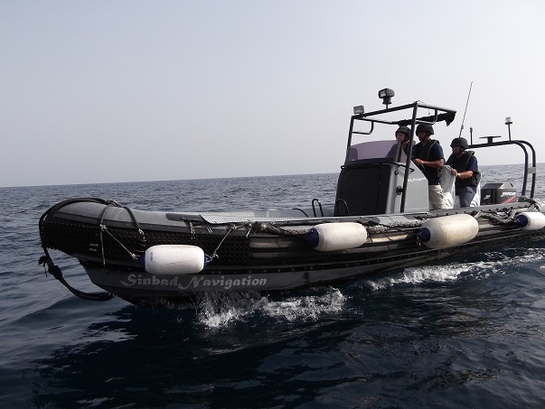Ongoing rhib operation